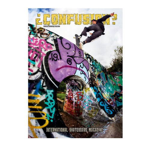 Confusion International Magazine - Issue 23