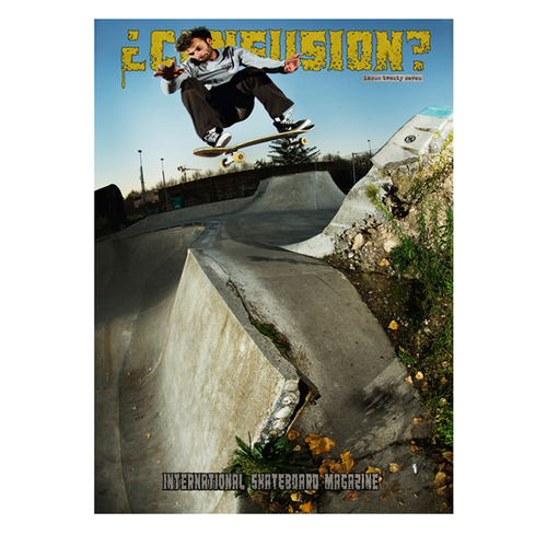 Confusion International Magazine - Issue 27
