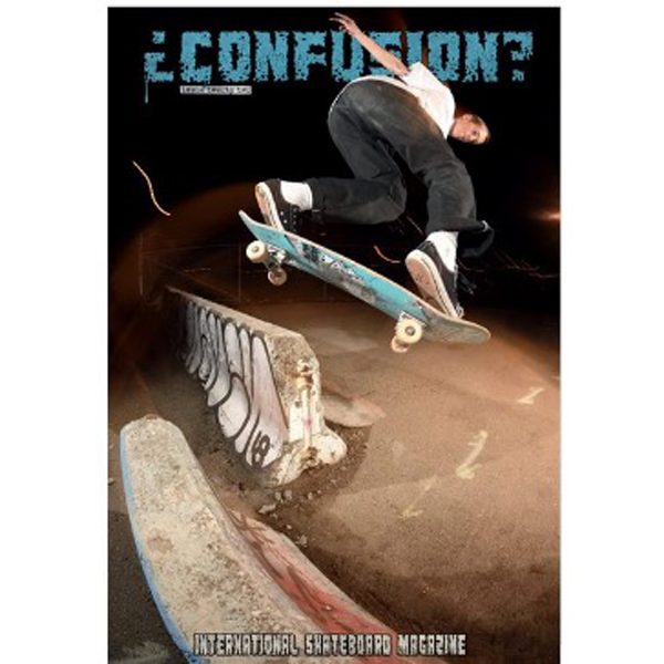 Confusion International Magazine - Issue 22