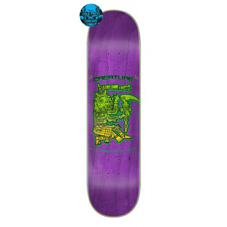 Welcome - Otter On Bunyip Black 8.0 Deck