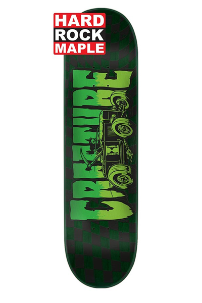 Creature - Logo Reaper Hard Rock Maple 8.25 Deck