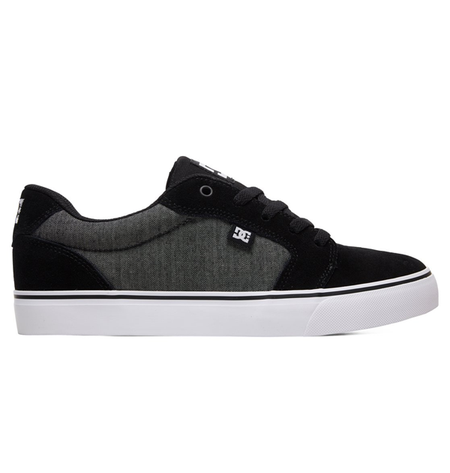 Lakai - Griffin Kids Black / White Suede