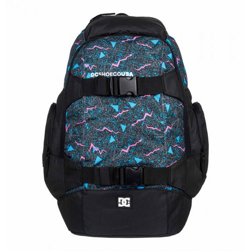 DC - Wolfbred 3 Backpack  Black DC Bay