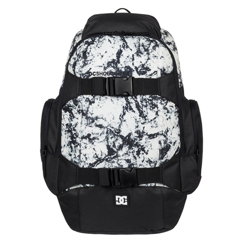 DC - Wolfbred 3 Backpack  lily white storm print