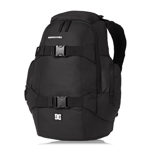DC - Wolfbred 3 Backpack Black