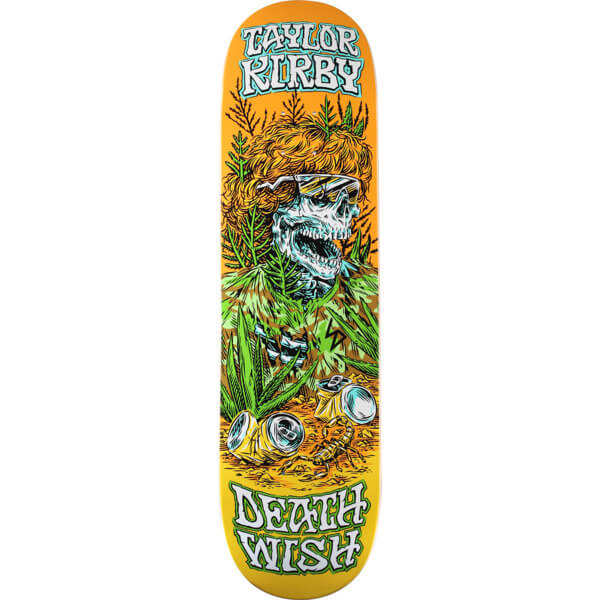 Deathwish -  Kirby buried alive Deck 8.25""