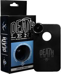 Death Lens -  iPhone 4/4S Wide Angle