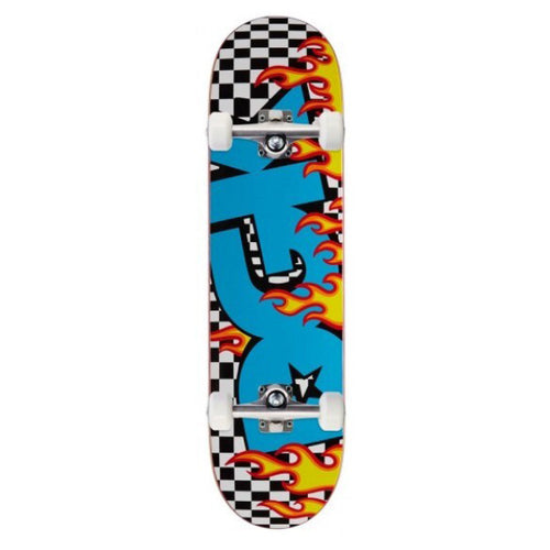 "DGK - On Fire 7.75"" Skateboard Complete"