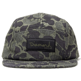 Diamond - Rainfrog Camo 5 Panel