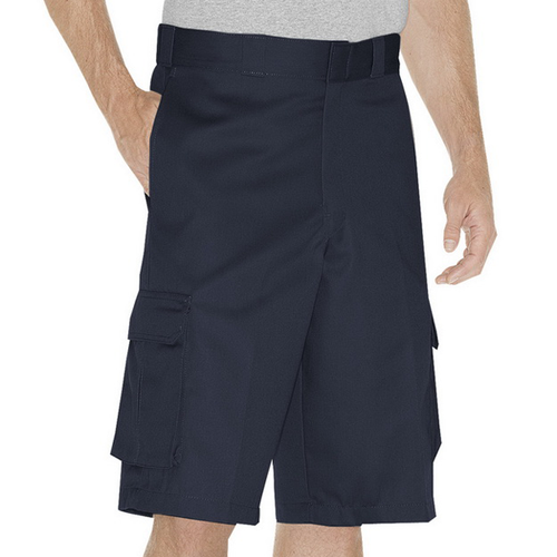 Dickies - Multi Pocket Cargo Short Loose Fit 13in inseam Dark Navy