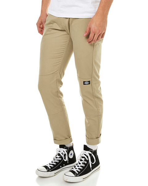 Dickies - Skinny Straight Double Knee-Desert Sand-Work Pants