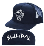 Dog Town - Dogtown & Suicidal Tendencies Mesh Flip Hat