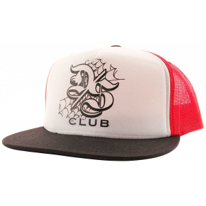 Doom Sayers - Trucker Hat Doom Sayers Club Black/White/Red