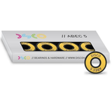 DSCO -  Abec 5 Bearings Yellow