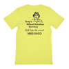 DSCO - Tony's Tee - Hi Vis/Yellow