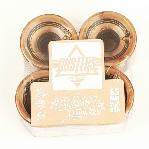 Dusters - Swirl 65mm Wheels
