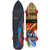 Dusters - Olsen Longboard Kryptonics Red 36.9