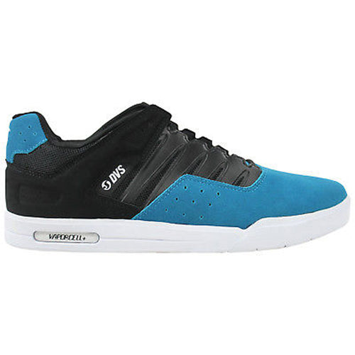 DVS - Drop Teal Black Suede Walker Shoes