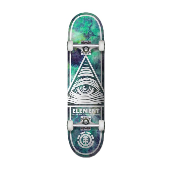 Element - Open Minded Complete Skateboard 7.75