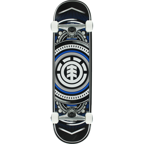 Element - Hatched Silverado Skateboard Complete 8