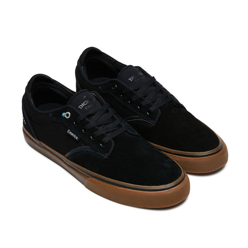 Emerica - Dickson Black/Gum Shoes
