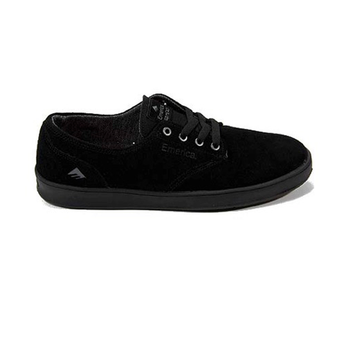 Emerica - The Romero Laced Youth Black/Black/Black