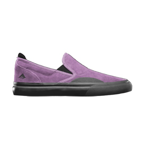 Emerica - Wino G6 Slip-On Violet Shoes