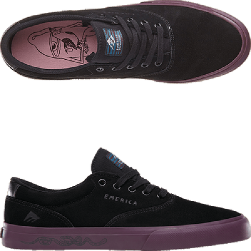 Emerica - Provost Slim Vulc X Toy Machine