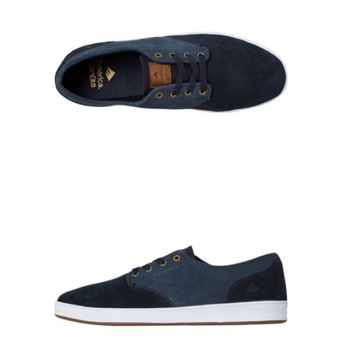 Emerica - Romero Laced Navy/Blue/Gold