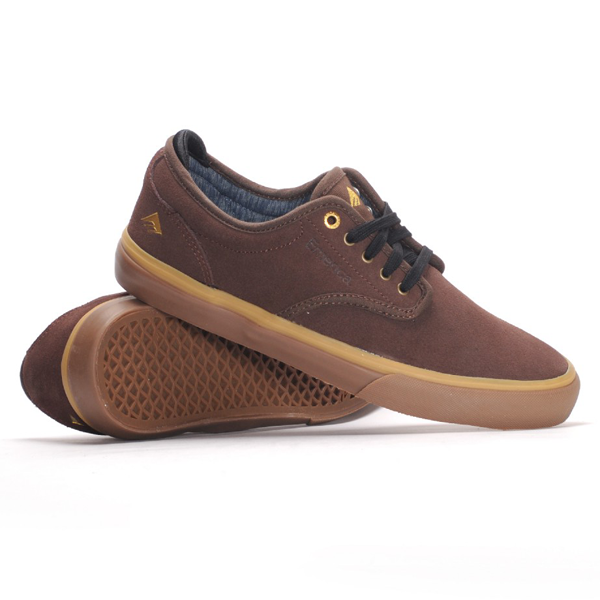 Emerica - Wino G6 Brown/Gum