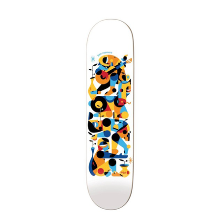 138 Skateboards - Hap Hathaway Pro Model 8.25 Deck