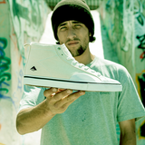 Emerica - Winkowski x Omen Hi Shoes White