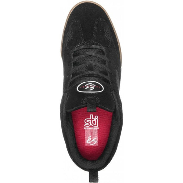 ES - Quattro Black/Gum Shoes