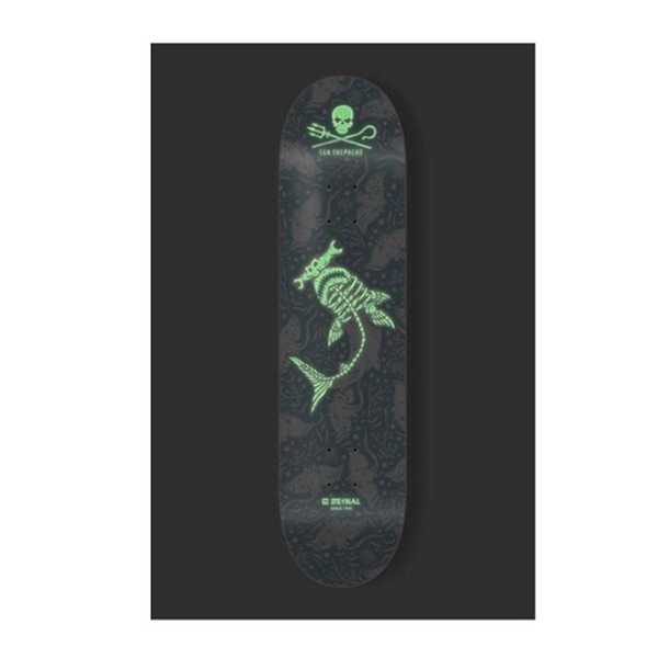 Eternal - Sea Shepherd Hammerhead Green Deck