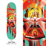Evisen Skateboards - Chief Siren 8.25