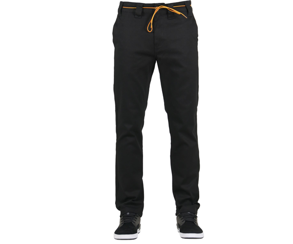 Expedition One - Stretch Chino Black 38""