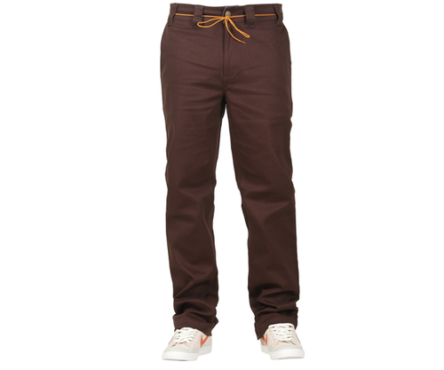 Expedition One - Stretch Chino Brown