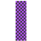 Fruity - Black & Purple Checkers Griptape