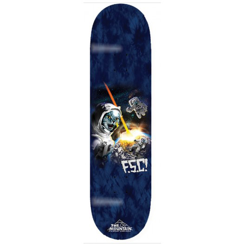FSC - Space Cats 7.75 Deck