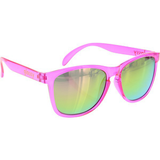 Glassy - Deric Sunhaters Translucent Pink Sunglasses