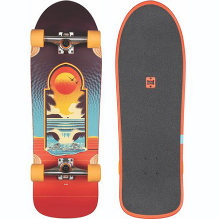 "Globe - Burner Cult Of Freedom/Explode 31"" Cruiser"