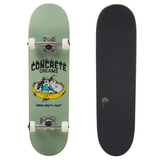 Globe - Concrete Dream Mid Breeze Green Complete skateboard 7.6