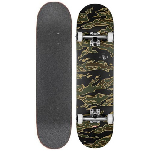 Globe - G1 Full On Tiger Camo Complete skateboard 8.0""