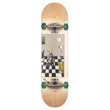 Globe - G1 Roaches Natural Stain Complete skateboard 8.0