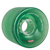 Globe - Conical Cruiser Clear/Forest wheels 83A 65mm