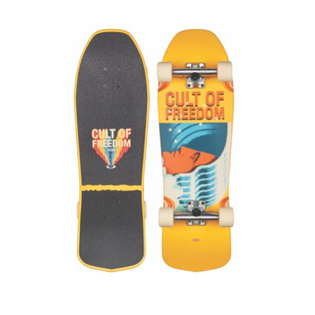 Grizzly - Stamp Grip Orange