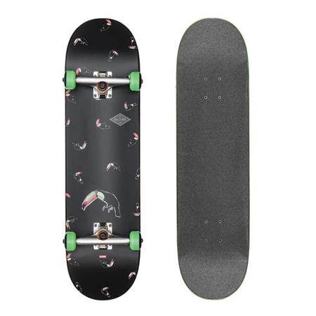 Real Skateboards - Guest Wilson Oval Deck 8.25""
