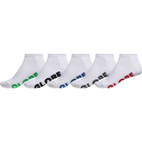 Globe - Boys Stealth Ankle Sock White 5 pack