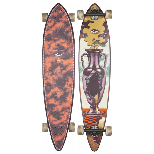 "Globe - The Outpost Pin Tail 44"" Longboard"