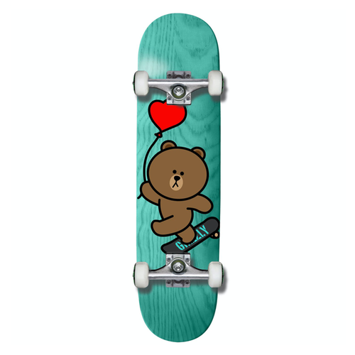 Grizzly - Float On Complete Skateboards 7.5""